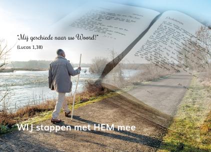 publiciteitsbeeld diakenwijding – dekenaat Maasmechelen-Lanaken