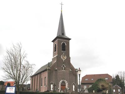 parochiekerk Sint-Joris Boorsem – dekenaat Genk