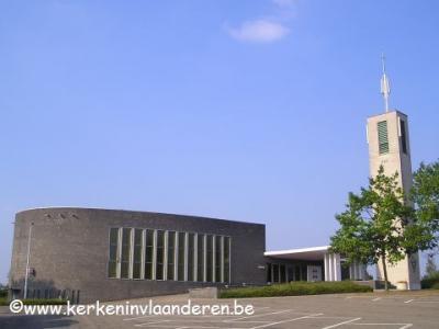 parochiekerk Boxbergheide – dekenaat Genk