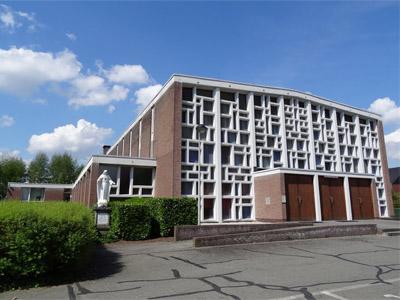 parochiekerk Niel-bij-As – dekenaat Genk