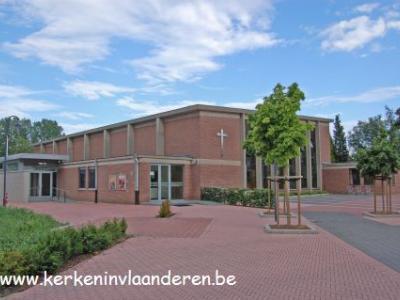 Sint-OLV Tenhemelopnemingkerk oud-Waterschei – dekenaat Genk