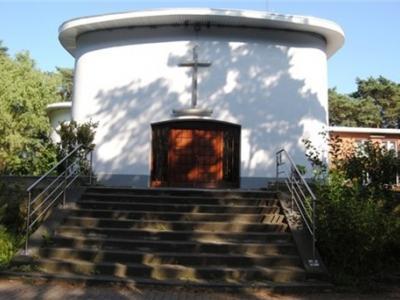 parochiekerk Sacra Famiglia Italiaanse gemeenschap – dekenaat Genk