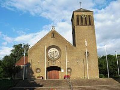 parochiekerk Sledderlo – dekenaat Genk