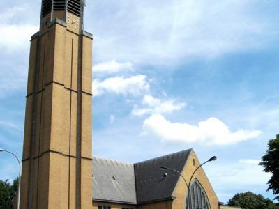 parochiekerk Waterschei – dekenaat Genk