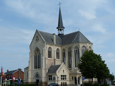 Sint-Jozefkerk Wiemesmeer – dekenaat Genk