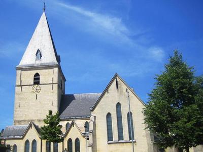 OLV kerk Zutendaal – dekenaat Genk