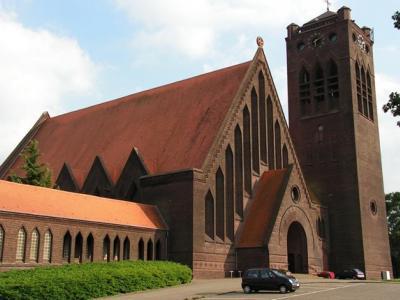 parochiekerk Zwartberg – dekenaat Genk