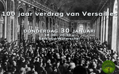 100 jaar Verdrag van Versailles – dekenaat Genk