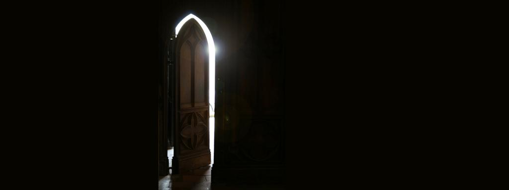 geopende kerkdeuren tijdens coronacrisis – dekenaat Genk