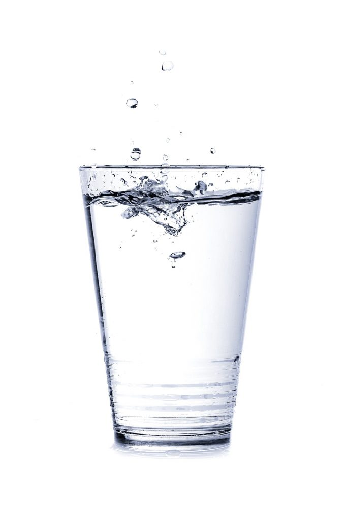 beker koud water – dekenaat Genk