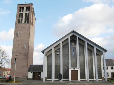 Sint-Jozefkerk Smeermaas – dekenaat Genk