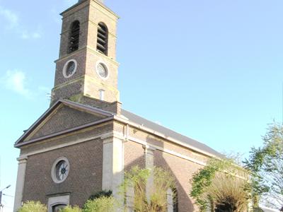 Sint-Michaelkerk Keselt – dekenaat Genk