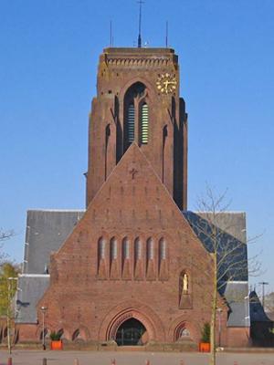 Eisden-Tuinwijk Sint-Barbarakerk – dekenaat Genk