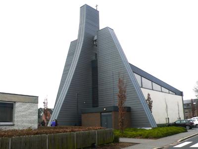 Sint-Petrus en Andreaskerk Proosterbos – dekenaat Genk